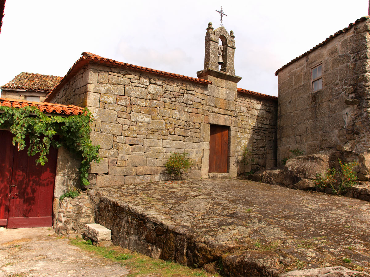 Santa Eufemia de Ambía (Monumento BIC)