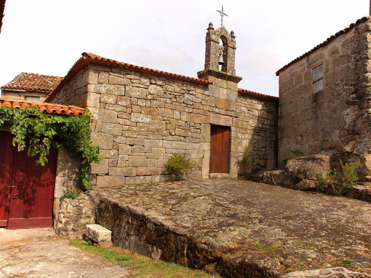 Santa Eufemia de Ambía ( Monumento BIC)